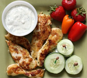 homemade chicken tenders