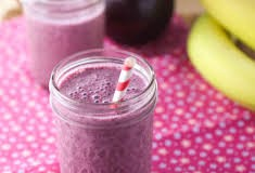 Mixed Berry and Kale Smoothie