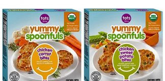 baby food recalled